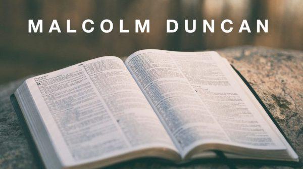 Malcolm Duncan
