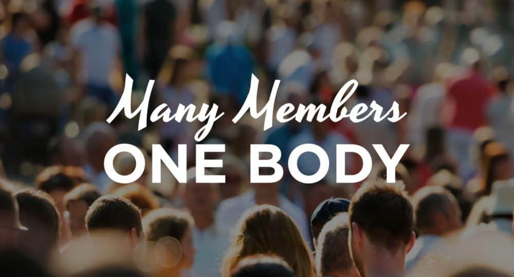 Many Members One Body