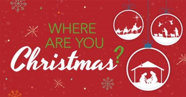 Where Are You Christmas?