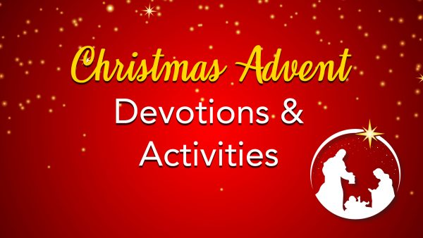 Advent Devotion #20 - Christmas Image