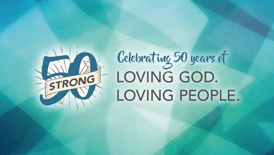 Concord's 50th Anniversary